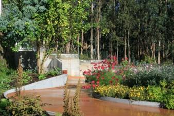 Jardines terap uticos for Jardines terapeuticos en hospitales
